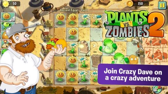 Plants vs. Zombies 2 - Tải miễn phí cho iPhone và iPad