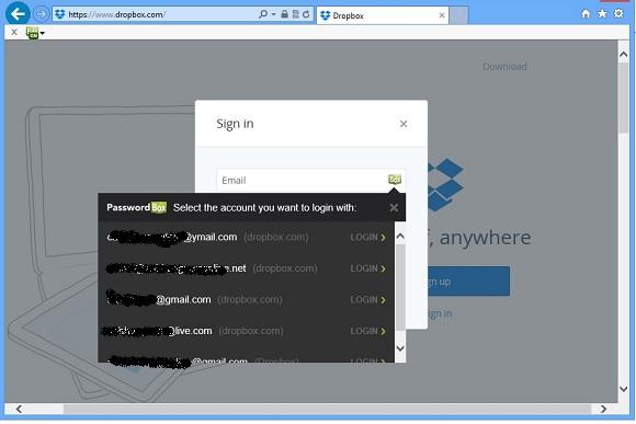PasswordBox - Phần mềm quản lý mật khẩu