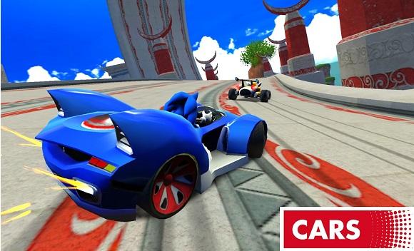 Sonic Racing Transformed miễn phí cho Android và iOS