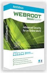 Key bản quyền Webroot SecureAnywhere AntiVirus 6 tháng miễn phí