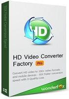 WonderFox HD Video Converter Factory 8 Pro - Nhận key bản quyền miễn phí