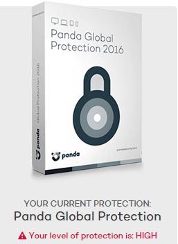 Panda Global Protection miễn phí 6 tháng