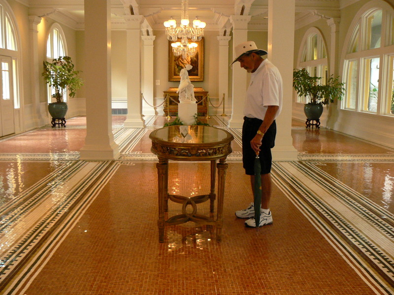 From rustic to pure opulence at Lightner Museum