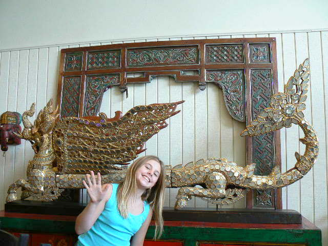 Haley & The Dragon