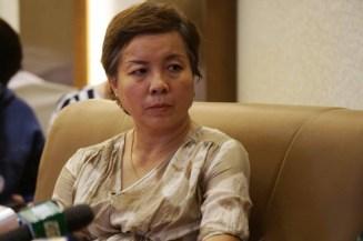 Bà Nguyễn Vân Anh, giám đốc Trung tâm Nghiên cứu ứng dụng khoa học về Giới, Gia đình, Phụ nữ và Vị thành niên (CSAGA)