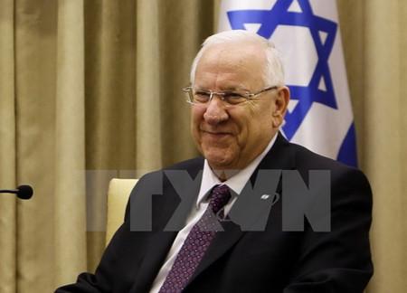Tổng thống Israel Reuven Rivlin. (Nguồn AFP.TTXVN)