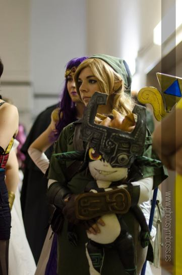 Link and Midna Cosplay