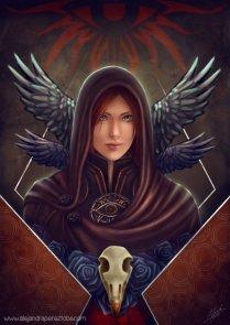 Leliana - Dragon Age - Digital Painting