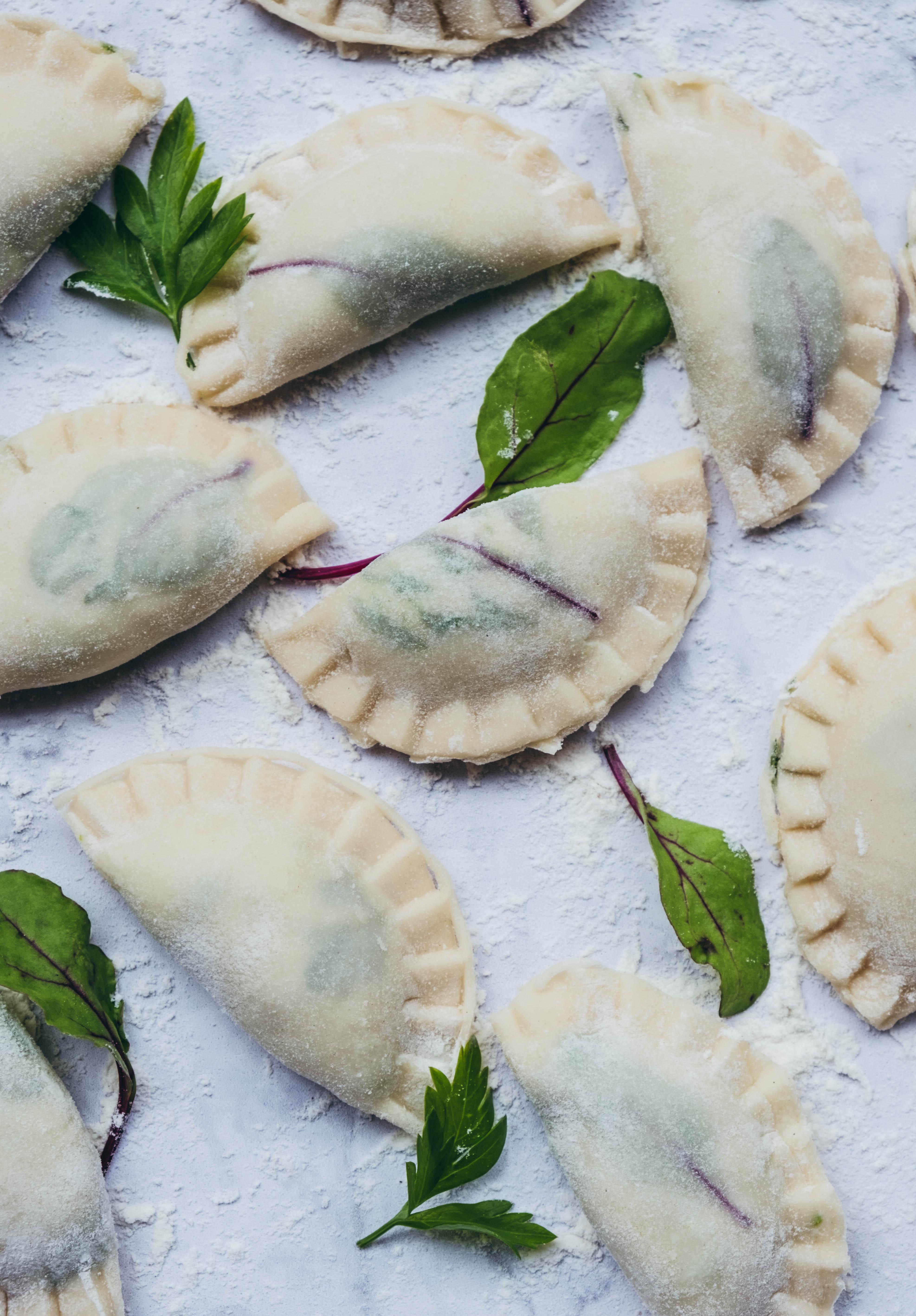 Dumplings, Pierogi