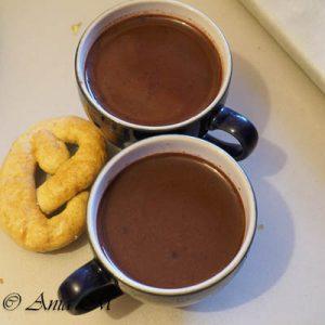 Chocolate port