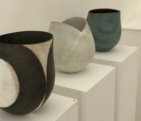 John Ward pottery exhibition