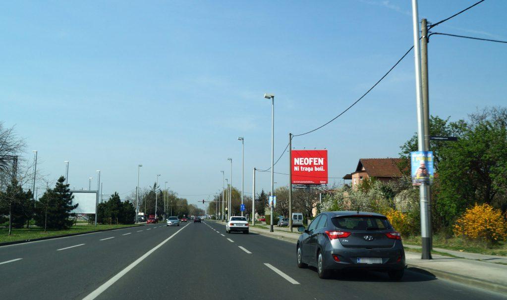 ZAGREB, NOVA BRANIMIROVA 2 – ULAZ U GRAD