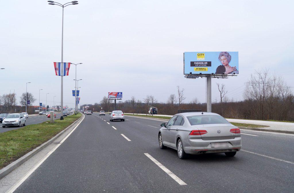 ZAGREB, SLAVONSKA AVENIJA, RESNIK 1 – ULAZ U GRAD