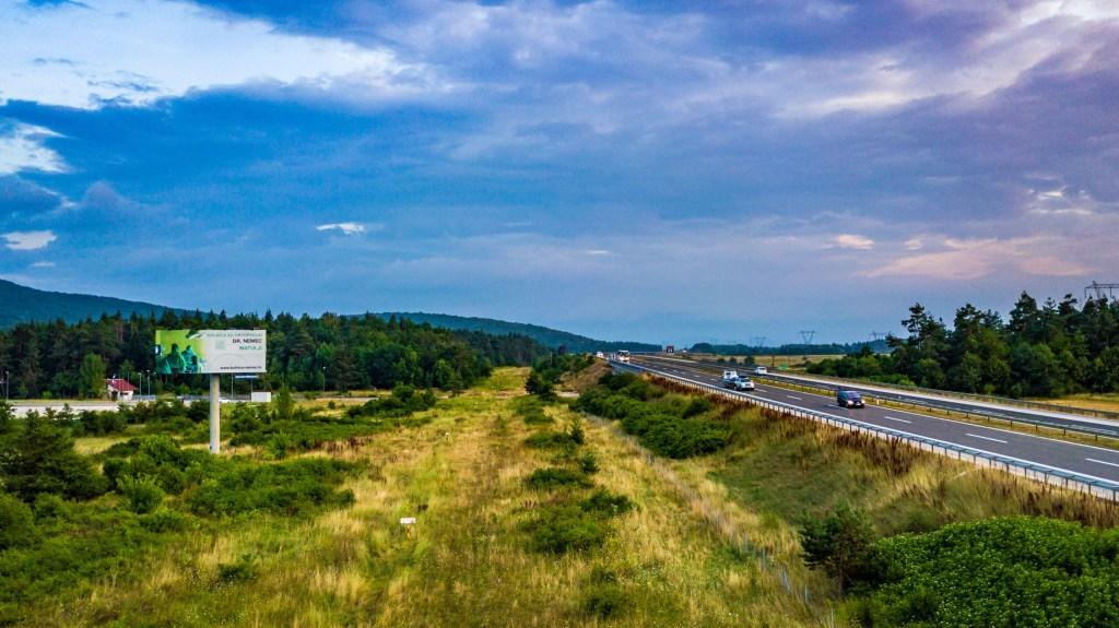 AUTOCESTA A1 ZAGREB – SPLIT, GOSPIĆ – SMJER MORE