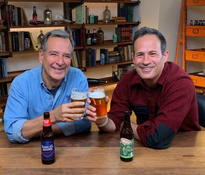 Episode 33: Sam Adams and Dogfish Head
