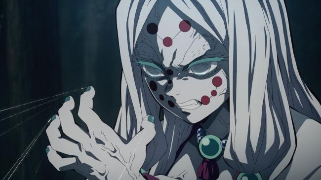 『鬼滅の刃』蜘蛛の鬼(母)のイラスト&声優・小清水亜美の公式コメントが到着!【画像】