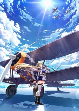 『戦翼のシグルドリーヴァ』第1弾ティザービジュアル画像