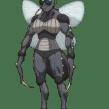 『ド級編隊エグゼロス』キセイ蟲Xのイラスト画像&声優・柚木涼香コメント到着!