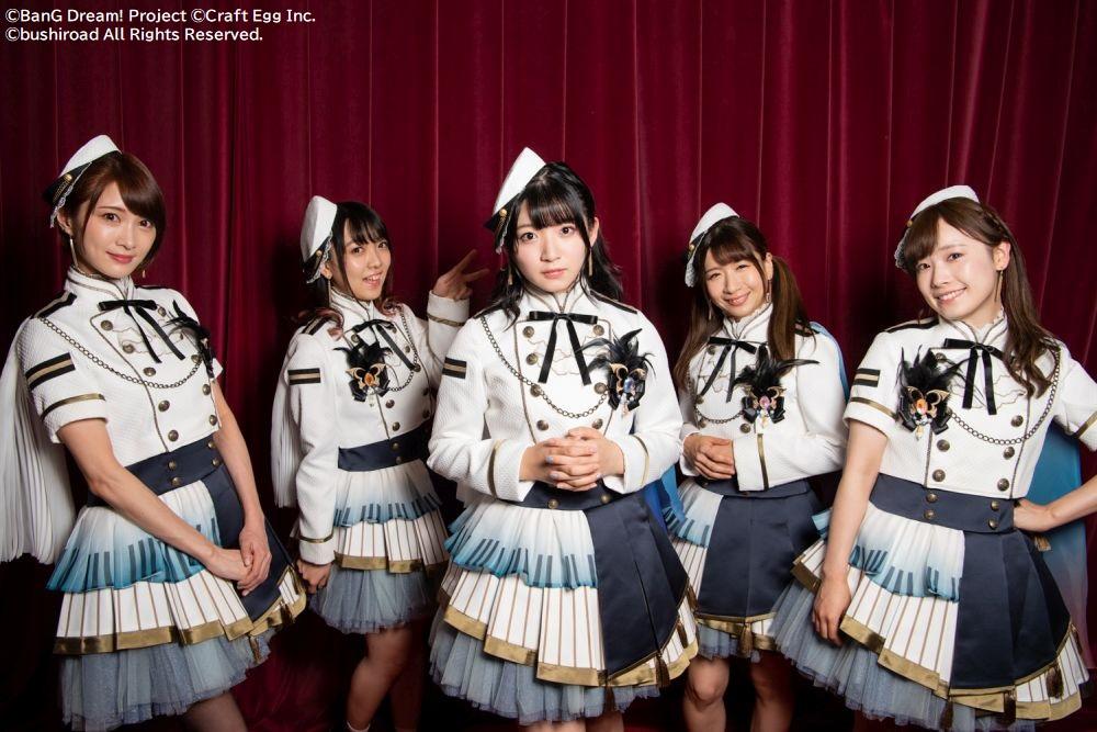 バンドリ8thライブ「Special Live ~Summerly Tone♪~」Morfonica