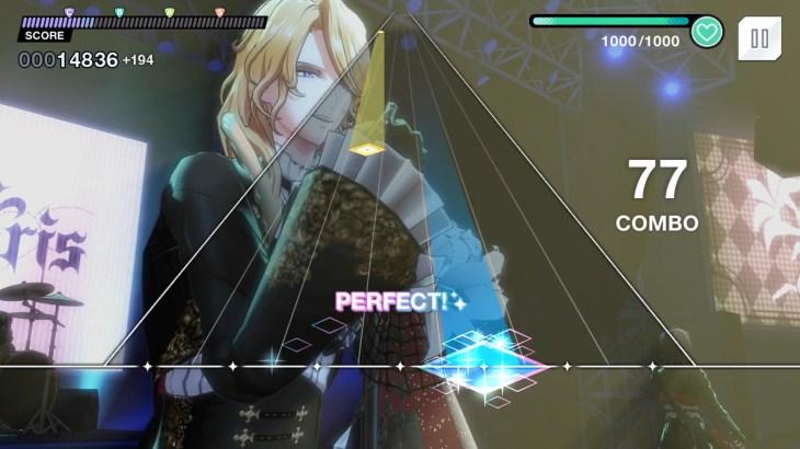 『アルゴナビス』Fantôme Irisのゲーム内ライブ動画や「誘惑」リリックビデオが公開
