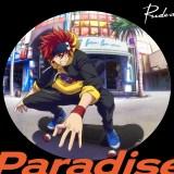 『SK∞ エスケーエイト』 第3弾PV、OP「Paradise」アニメ盤ジャケット、配信情報解禁!
