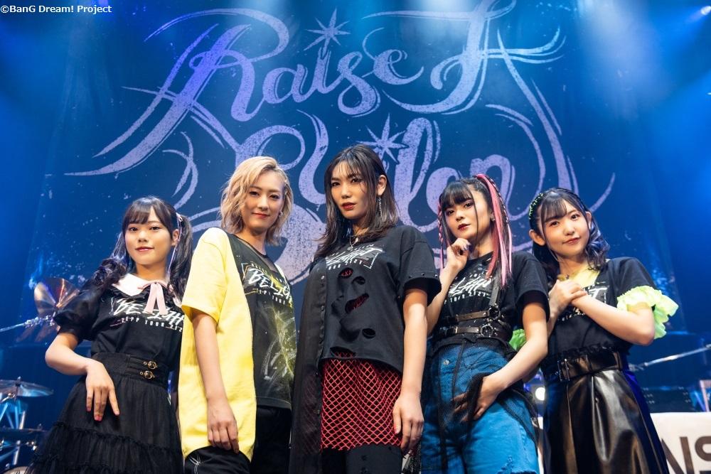 RAISE A SUILEN ZEPP TOUR 2021「BE LIGHT」東京公演