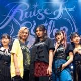 RAISE A SUILEN ZEPP TOUR 2021「BE LIGHT」東京ライブセトリ・公式画像到着!