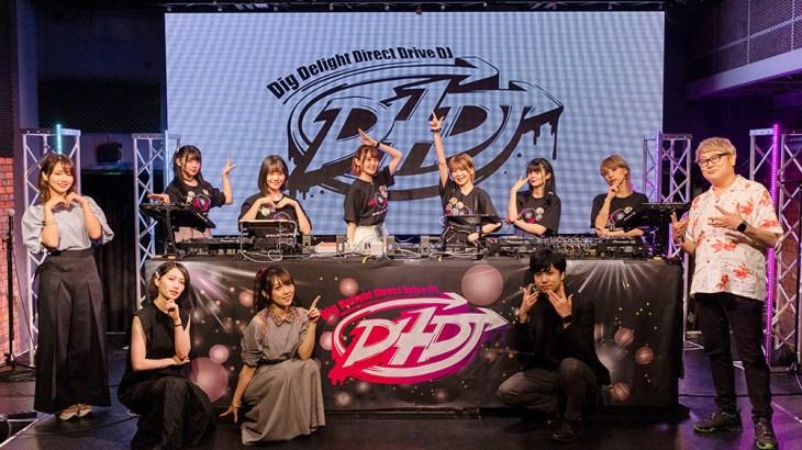 #D4DJ_BATTLE_TIMEセトリ・公式画像到着!3rdシングル発売決定!