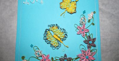 Passion about Paper Quilling