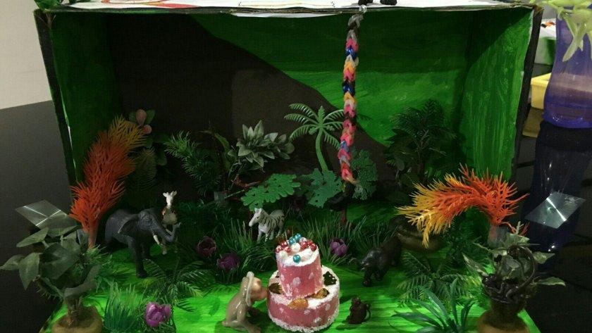 Shoebox Diorama project