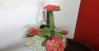 Star Origami Box – Gift Bag for Christmas