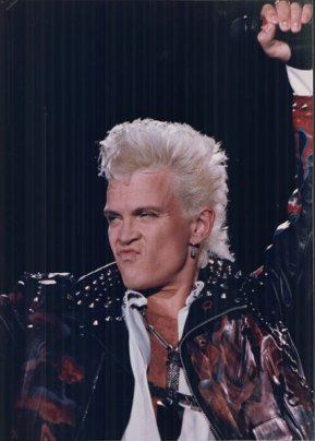 billy idol generation x