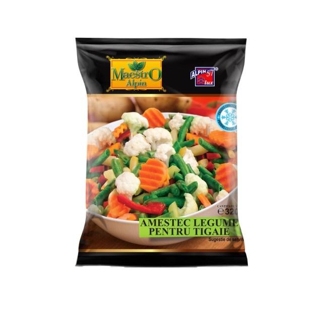 legume congelate