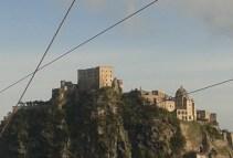 Castello visto dalla barca