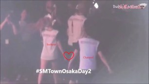Seohyun Donghae Siwon BONUS EXSEO Moment @ SMTOWN Osaka 2015.mp4_000159130