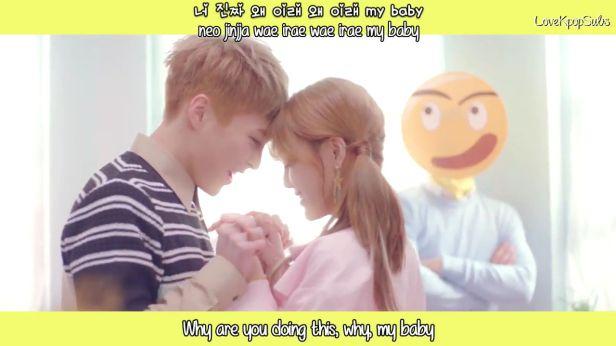 Jimin & Xiumin - Call You Bae (야 하고 싶어) MV [English subs Romanization Hangul] HD_00_02_19_08_419