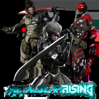 metal gear rising revengeance breakingplay