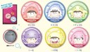 ホビーストック新着! #おそ松さん お団子水族館シリーズ  CANバッジ 6 新作グッズ情報