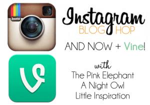 The Instagram + Vine Blog Hop