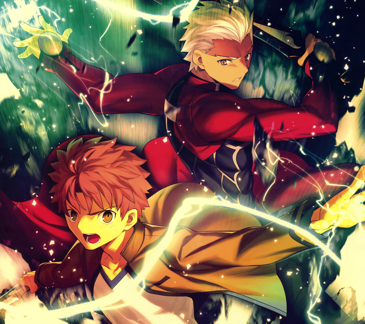 Fate Stay Night Android壁紙 画像 2 1440 1280 アニメ壁紙ネット Pc Android Iphone壁紙 画像