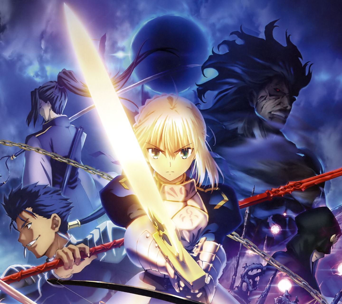 Fate Stay Night Android壁紙 画像 4 1440 1280 アニメ壁紙ネット Pc Android Iphone壁紙 画像