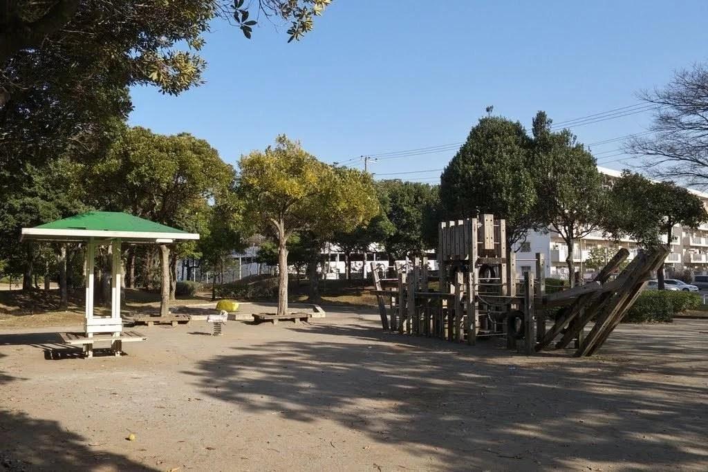 幕張舟溜跡公園