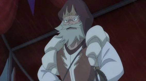 武器公爵・初老
