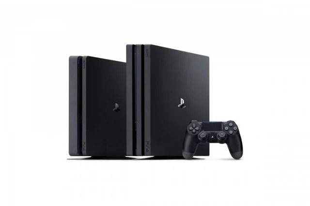 PS4スリムかPS4Proか