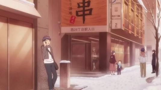 札幌・西28丁目駅(1期第9話)
