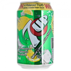 7-up (0.33 Litres)