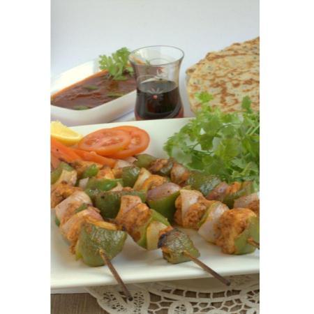 Fish Shashlik