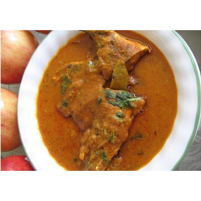 Garlic and Chilli Fish Curry