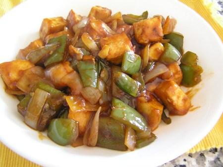 Garlic Chilli Paneer