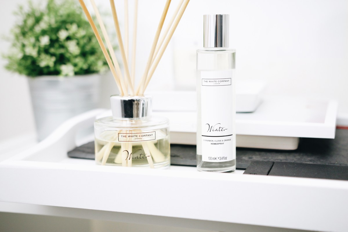 The White Company home spray